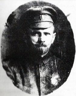 Dr Jan Kuźmiński. Moskwa 1922 r.