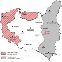 Granice Polski 1939-1945