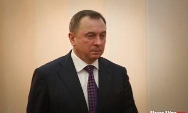 Skąd w szefie białoruskiego MSZ tyle cynizmu