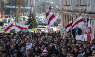 Białoruś: Święto Wolności w cieniu pandemii