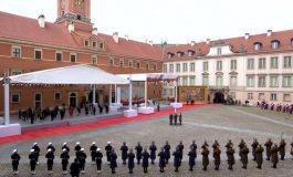 Obchody 230. rocznicy uchwalenia Konstytucji 3 maja z udziałem przywódców Polski, Litwy, Łotwy, Estonii i Ukrainy (NA ŻYWO)