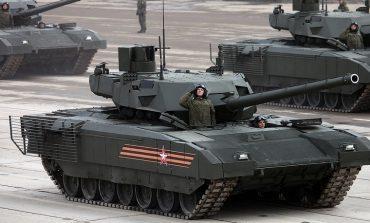 Rosja ma pokazać na paradzie 9 maja unowocześnione czołgi Armata