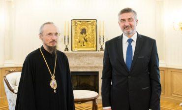 Zwierzchnik Cerkwi na Białorusi spotkał się z ambasadorem Polski