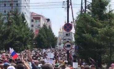 Sondaż: Prawie połowa Rosjan popiera protesty w Chabarowsku