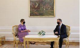 Prezydent Estonii z oficjalną wizytą w Polsce (WIDEO)