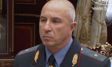 Szef MSW Białorusi: Trwa wojna