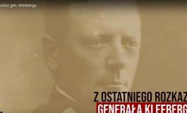 Ostatni rozkaz gen. Kleeberga (NASZ FILM)