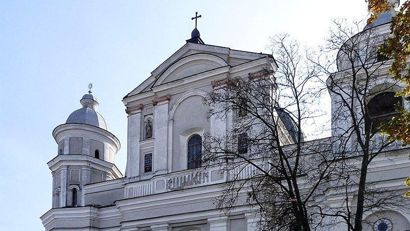 Uwaga! Transmisja z Mszy św. w Niedzielę Palmową z katedry w Łucku