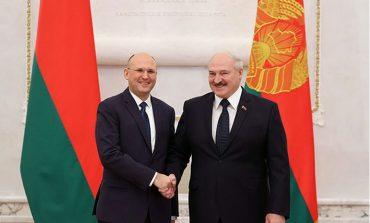 Izrael uznaje Łukaszenkę