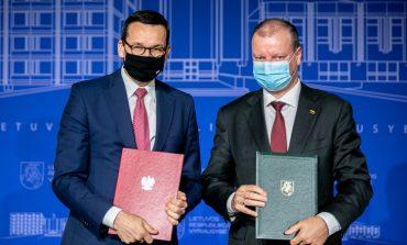 Podpisano polsko-litewską deklarację o strategicznym partnerstwie i o Białorusi