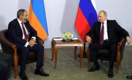 Armenia a Rosja