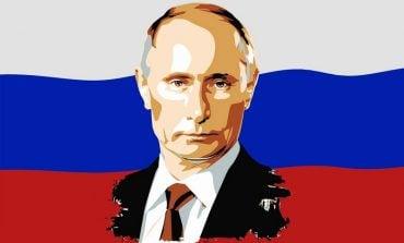 """Przemówienie Putina przed połączonymi izbami parlamentu. Powiedział o próbie """"zamachu stanu"""" na Białorusi"""