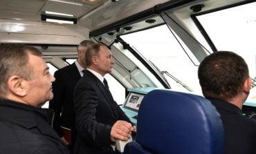 Nowe sankcje USA, UE i Kanady wobec Rosji za pociąg na Krym