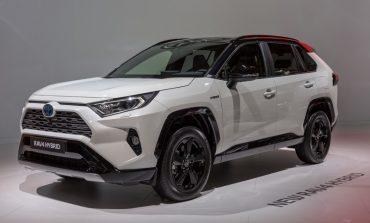Oto jakie nowe samochody są najczęściej kupowane na Ukrainie