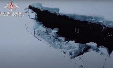 """""""Bezprecedensowo"""" rośnie aktywność wojskowa Rosji w Arktyce (WIDEO)"""
