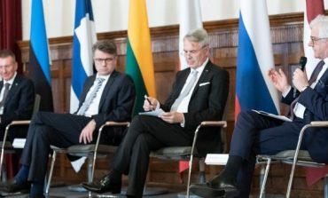 Polska, Łotwa, Estonia i Finlandia jednym głosem w sprawie Białorusi