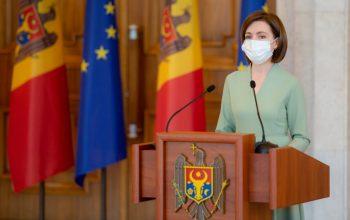 Mołdawia potrzebuje wsparcia od USA
