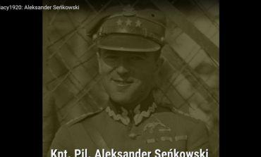 #Kresowiacy1920: Aleksander Seńkowski (NASZ FILM)
