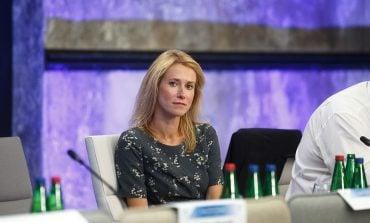 Kobieta premierem Estonii