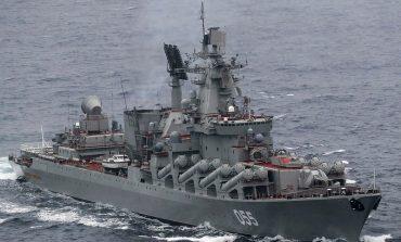 Rosyjska flota przeprowadzi manewry w pobliżu gazociągu z Norwegii do Europy