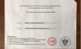W głosowaniu na Łotwie i w Estonii wygrał Trzaskowski