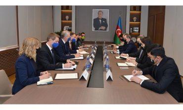 Szef MSZ Azerbejdżanu rozmawiał z przedstawicielem UE na temat Górskiego Karabachu
