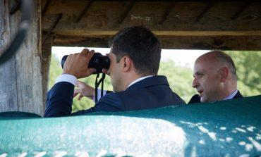 Prezydent Ukrainy: Rosja zwiększa obecność wojskową w Abchazji