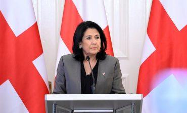 Prezydent Gruzji podziękowała Polsce za pomoc w walce z koronawirusem