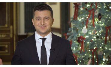 Noworoczne życzenia od Zełenskiego dla mieszkańców Krymu: Wierzę, że nadal będziemy razem