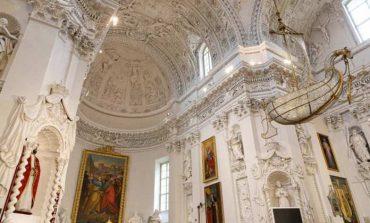 Wileńska perła baroku, czyli Kościół św. Piotra i Pawła na Antokolu