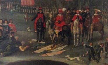 25 lutego w Historii Kresów. Rok 1634 - wojska rosyjskie przerywają oblężenie Smoleńska i kapitulują przed królem Władysławem IV Wazą