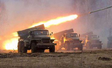 """OBWE poinformowała o rozmieszczeniu w ORDŁO czterech systemów wyrzutni rakietowych """"Grad"""""""
