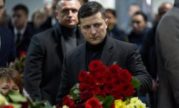 W Kijowie wylądował samolot z ciałami ukraińskich ofiar zestrzelonego w Iranie samolotu pasażerskiego