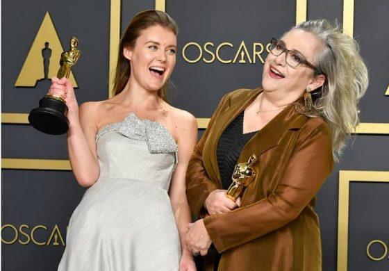Ukraińska reżyser otrzymała Oskara za najlepszy film dokumentalny