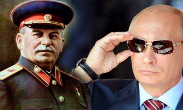 Bloomberg: Putin w bitwie z Zachodem o pamięć drugiej wojny światowej skrzętnie przemilcza zbrodnie Stalina