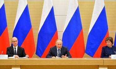"""""""Nie oddamy ani piędzi ziemi"""" – Putin zadeklarował umieszczenie w konstytucji zakazu pozbywania się rosyjskich terytoriów"""