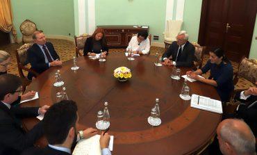 Wyniki dzisiejszego spotkania Trójstronnej Grupy Kontaktowej w Mińsku