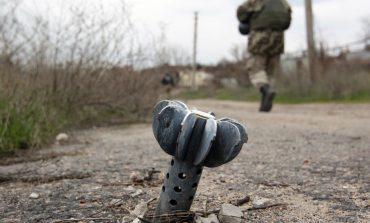 Sztab Połączonych Sił Armii Ukraińskiej podsumował naruszenia zawieszenia broni, do których doszło w lutym