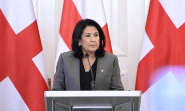 Reakcja prezydent Gruzji na zapowiadany awans Saakaszwilego na Ukrainie