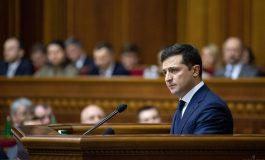 Sondaż: Zełenski pozostaje liderem rankingu prezydenckiego