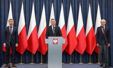 """Prezydent Duda: Rozpoczyna się budowa gazociągu Baltic Pipe. """"Polska będzie jednym z gwarantów bezpieczeństwa energetycznego Ukrainy"""""""