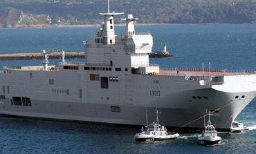 """Forbes: Rosja chce na Krymie zbudować okręty łudząco przypominające francuskie """"Mistrale"""""""