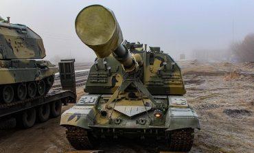 Rosjanie zbroją się w pobliżu granicy z Ukrainą