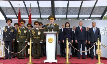 Ukraina przyłącza się do sankcji UE wobec Łukaszenki
