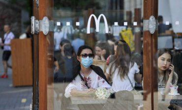 W Kijowie władze miejskie rozluźniły kwarantannę