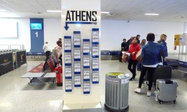 Ukraińcy zatrzymani na lotnisku w Atenach jutro wrócą do kraju