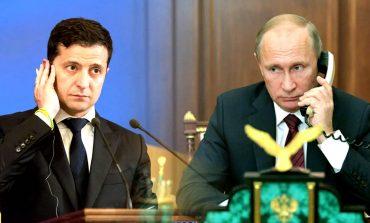 Zełenski zaapelował do Putina o zwolnienie z więzienia krymskiego opozycjonisty w związku ze śmiercią jego dziecka