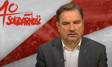 """Piękny gest polskiej """"Solidarności"""" z protestującymi Białorusinami (WIDEO)"""