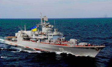 """Ognisko koronawirusa na pokładzie ukraińskiego okrętu """"Hetman Sahajdaczny"""""""