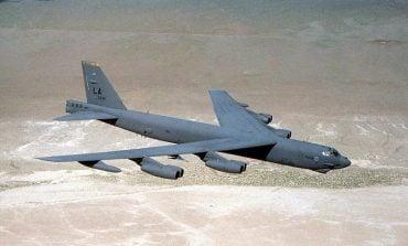 Amerykańskie bombowce nad Ukrainą